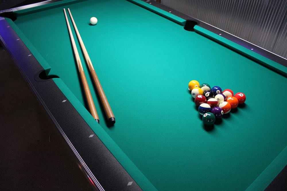 Best pool tables under 2000